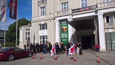 Warnstreik Spielbank Hamburg
