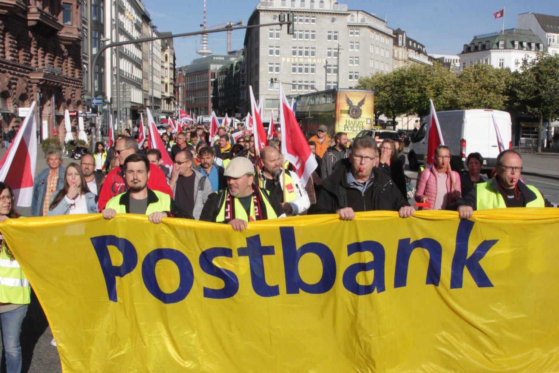 Postbank Kreditservice